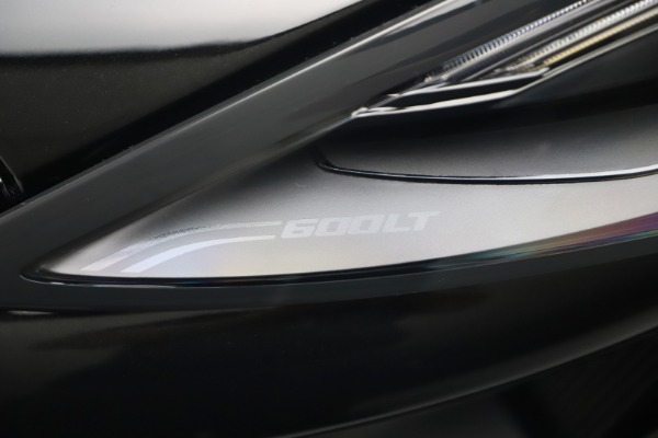 New 2019 McLaren 600LT Coupe for sale $305,639 at Rolls-Royce Motor Cars Greenwich in Greenwich CT 06830 14