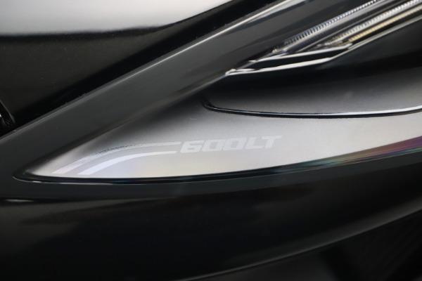 New 2019 McLaren 600LT for sale $305,639 at Rolls-Royce Motor Cars Greenwich in Greenwich CT 06830 14