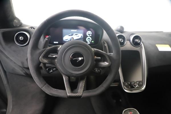 New 2019 McLaren 600LT for sale $305,639 at Rolls-Royce Motor Cars Greenwich in Greenwich CT 06830 18