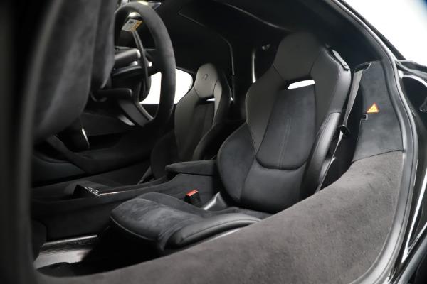 New 2019 McLaren 600LT for sale $305,639 at Rolls-Royce Motor Cars Greenwich in Greenwich CT 06830 20