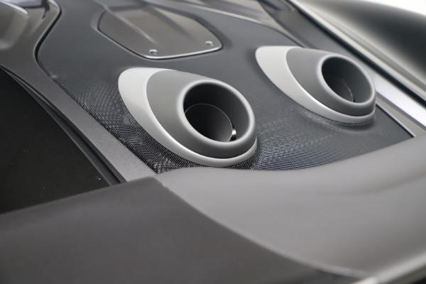 New 2019 McLaren 600LT for sale $305,639 at Rolls-Royce Motor Cars Greenwich in Greenwich CT 06830 23