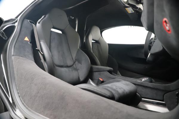 New 2019 McLaren 600LT for sale $305,639 at Rolls-Royce Motor Cars Greenwich in Greenwich CT 06830 26