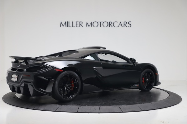 New 2019 McLaren 600LT Coupe for sale $305,639 at Rolls-Royce Motor Cars Greenwich in Greenwich CT 06830 7