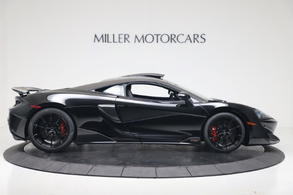 New 2019 McLaren 600LT Coupe for sale Sold at Rolls-Royce Motor Cars Greenwich in Greenwich CT 06830 8