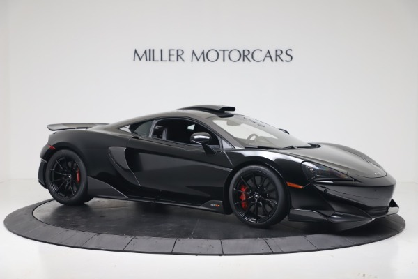 New 2019 McLaren 600LT Coupe for sale $305,639 at Rolls-Royce Motor Cars Greenwich in Greenwich CT 06830 9