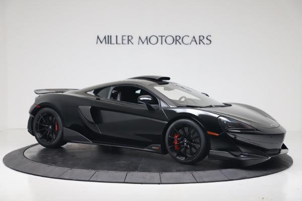 New 2019 McLaren 600LT for sale $305,639 at Rolls-Royce Motor Cars Greenwich in Greenwich CT 06830 9