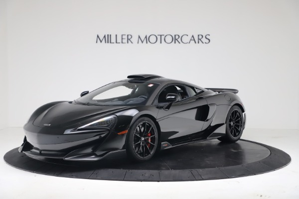 New 2019 McLaren 600LT Coupe for sale $305,639 at Rolls-Royce Motor Cars Greenwich in Greenwich CT 06830 1