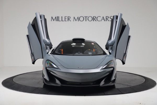 New 2019 McLaren 600LT Coupe for sale $311,619 at Rolls-Royce Motor Cars Greenwich in Greenwich CT 06830 11