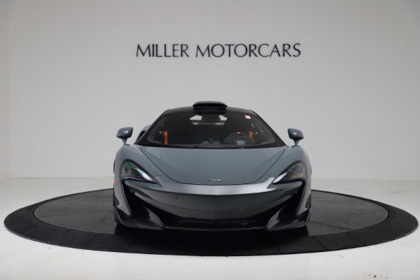 New 2019 McLaren 600LT Coupe for sale $311,619 at Rolls-Royce Motor Cars Greenwich in Greenwich CT 06830 12