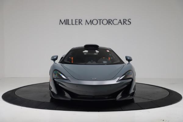 New 2019 McLaren 600LT for sale $311,619 at Rolls-Royce Motor Cars Greenwich in Greenwich CT 06830 12