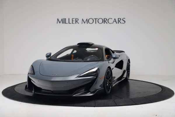 New 2019 McLaren 600LT Coupe for sale $311,619 at Rolls-Royce Motor Cars Greenwich in Greenwich CT 06830 13