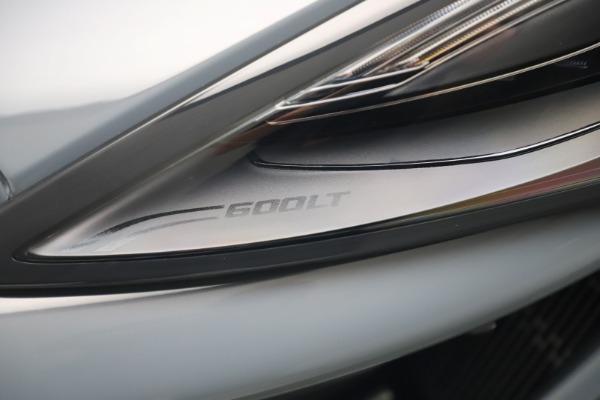New 2019 McLaren 600LT for sale $311,619 at Rolls-Royce Motor Cars Greenwich in Greenwich CT 06830 14