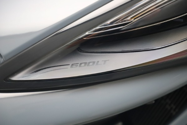 Used 2019 McLaren 600LT for sale $279,900 at Rolls-Royce Motor Cars Greenwich in Greenwich CT 06830 14