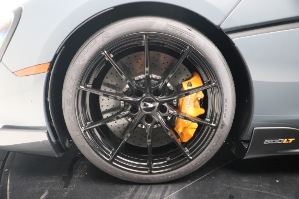 New 2019 McLaren 600LT for sale $311,619 at Rolls-Royce Motor Cars Greenwich in Greenwich CT 06830 16