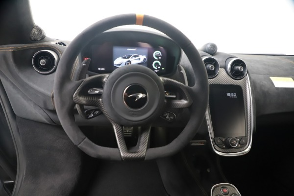 Used 2019 McLaren 600LT for sale $279,900 at Rolls-Royce Motor Cars Greenwich in Greenwich CT 06830 18