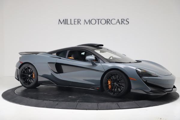 New 2019 McLaren 600LT for sale $311,619 at Rolls-Royce Motor Cars Greenwich in Greenwich CT 06830 9