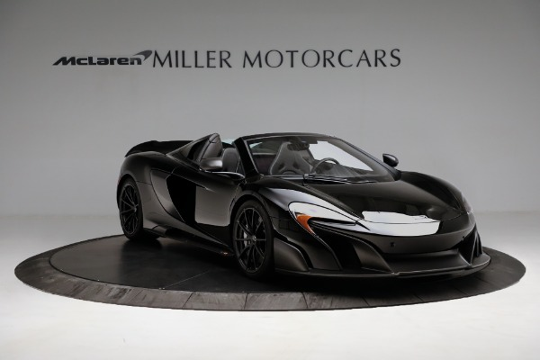 Used 2016 McLaren 675LT Convertible for sale Sold at Rolls-Royce Motor Cars Greenwich in Greenwich CT 06830 11