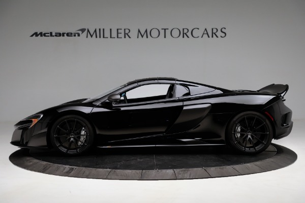 Used 2016 McLaren 675LT Convertible for sale Sold at Rolls-Royce Motor Cars Greenwich in Greenwich CT 06830 14