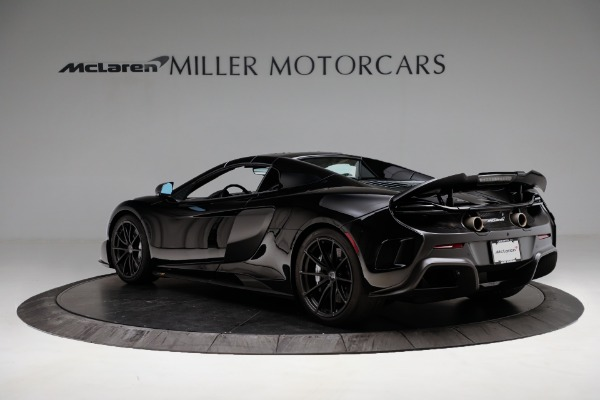 Used 2016 McLaren 675LT Convertible for sale Sold at Rolls-Royce Motor Cars Greenwich in Greenwich CT 06830 15