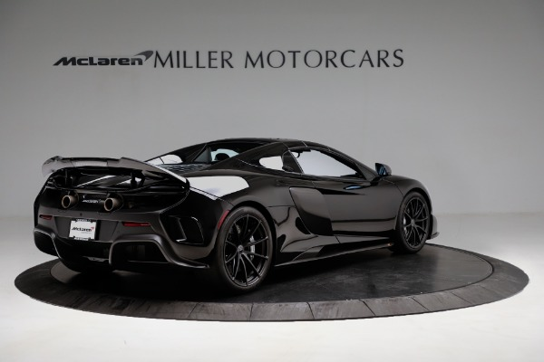 Used 2016 McLaren 675LT Convertible for sale Sold at Rolls-Royce Motor Cars Greenwich in Greenwich CT 06830 16