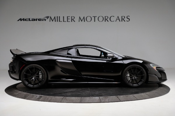 Used 2016 McLaren 675LT Convertible for sale Sold at Rolls-Royce Motor Cars Greenwich in Greenwich CT 06830 17