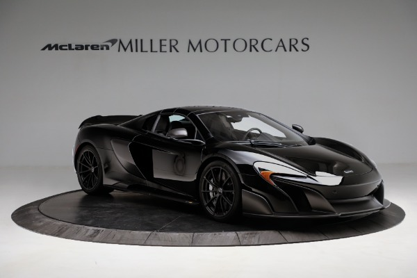 Used 2016 McLaren 675LT Convertible for sale Sold at Rolls-Royce Motor Cars Greenwich in Greenwich CT 06830 18