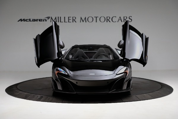Used 2016 McLaren 675LT Convertible for sale Sold at Rolls-Royce Motor Cars Greenwich in Greenwich CT 06830 19