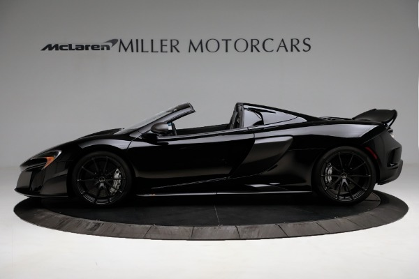 Used 2016 McLaren 675LT Convertible for sale Sold at Rolls-Royce Motor Cars Greenwich in Greenwich CT 06830 3