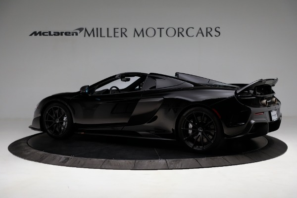 Used 2016 McLaren 675LT Convertible for sale Sold at Rolls-Royce Motor Cars Greenwich in Greenwich CT 06830 4