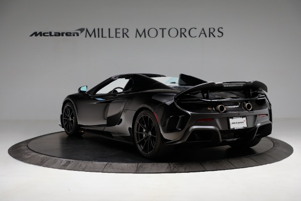 Used 2016 McLaren 675LT Convertible for sale Sold at Rolls-Royce Motor Cars Greenwich in Greenwich CT 06830 5