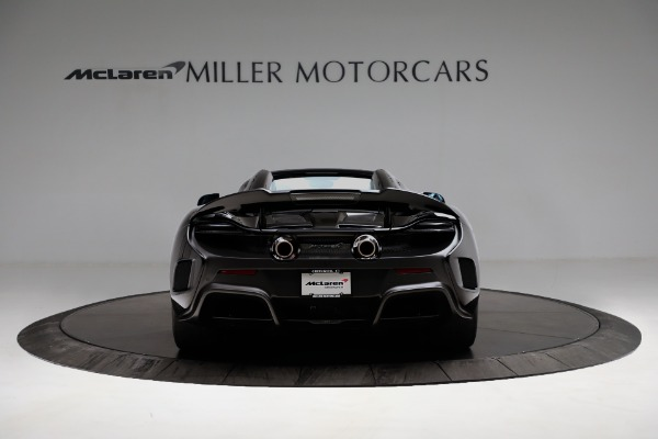 Used 2016 McLaren 675LT Convertible for sale Sold at Rolls-Royce Motor Cars Greenwich in Greenwich CT 06830 6