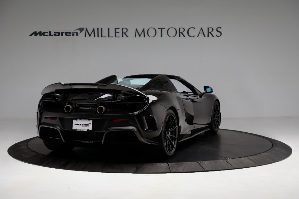 Used 2016 McLaren 675LT Convertible for sale Sold at Rolls-Royce Motor Cars Greenwich in Greenwich CT 06830 7