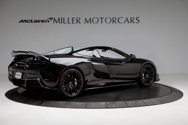 Used 2016 McLaren 675LT Convertible for sale Sold at Rolls-Royce Motor Cars Greenwich in Greenwich CT 06830 8