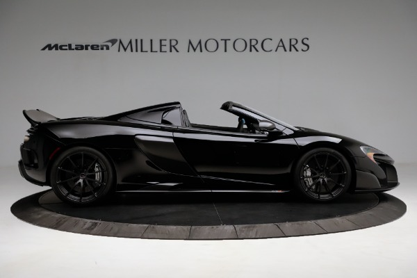 Used 2016 McLaren 675LT Convertible for sale Sold at Rolls-Royce Motor Cars Greenwich in Greenwich CT 06830 9