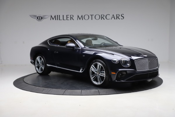 New 2020 Bentley Continental GT V8 for sale $239,445 at Rolls-Royce Motor Cars Greenwich in Greenwich CT 06830 11