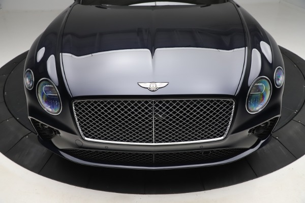 New 2020 Bentley Continental GT V8 for sale $239,445 at Rolls-Royce Motor Cars Greenwich in Greenwich CT 06830 13
