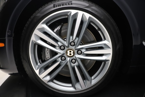 New 2020 Bentley Continental GT V8 for sale $239,445 at Rolls-Royce Motor Cars Greenwich in Greenwich CT 06830 15