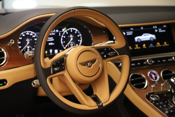New 2020 Bentley Continental GT V8 for sale $239,445 at Rolls-Royce Motor Cars Greenwich in Greenwich CT 06830 21