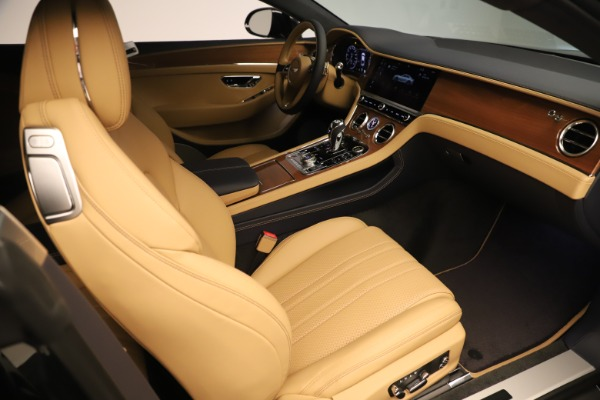 New 2020 Bentley Continental GT V8 for sale $239,445 at Rolls-Royce Motor Cars Greenwich in Greenwich CT 06830 23
