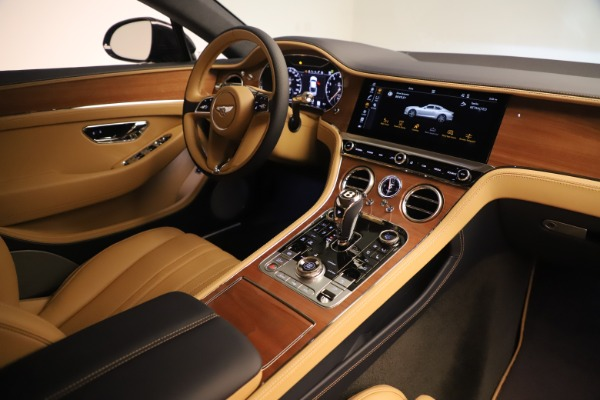New 2020 Bentley Continental GT V8 for sale $239,445 at Rolls-Royce Motor Cars Greenwich in Greenwich CT 06830 26