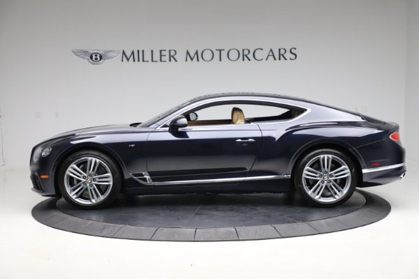 New 2020 Bentley Continental GT V8 for sale $239,445 at Rolls-Royce Motor Cars Greenwich in Greenwich CT 06830 3