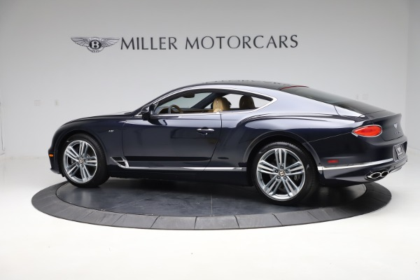 New 2020 Bentley Continental GT V8 for sale $239,445 at Rolls-Royce Motor Cars Greenwich in Greenwich CT 06830 4