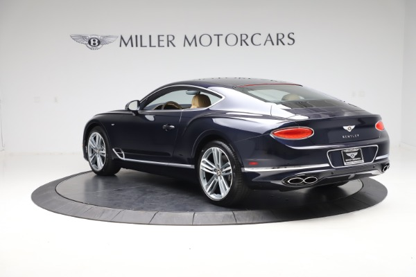 New 2020 Bentley Continental GT V8 for sale $239,445 at Rolls-Royce Motor Cars Greenwich in Greenwich CT 06830 5