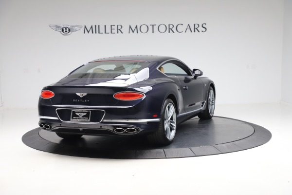 New 2020 Bentley Continental GT V8 for sale $239,445 at Rolls-Royce Motor Cars Greenwich in Greenwich CT 06830 7