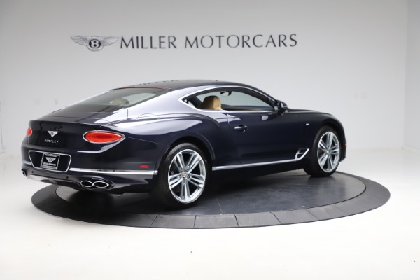 New 2020 Bentley Continental GT V8 for sale $239,445 at Rolls-Royce Motor Cars Greenwich in Greenwich CT 06830 8