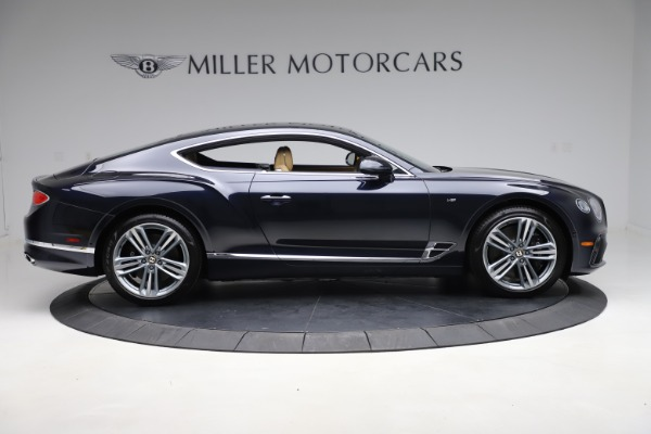 New 2020 Bentley Continental GT V8 for sale $239,445 at Rolls-Royce Motor Cars Greenwich in Greenwich CT 06830 9