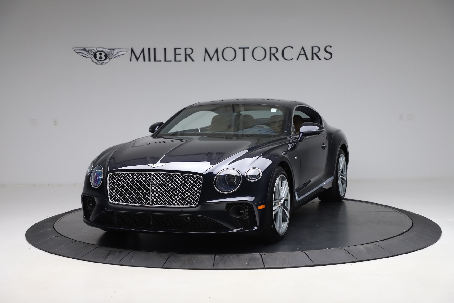 New 2020 Bentley Continental GT V8 for sale $239,445 at Rolls-Royce Motor Cars Greenwich in Greenwich CT 06830 1