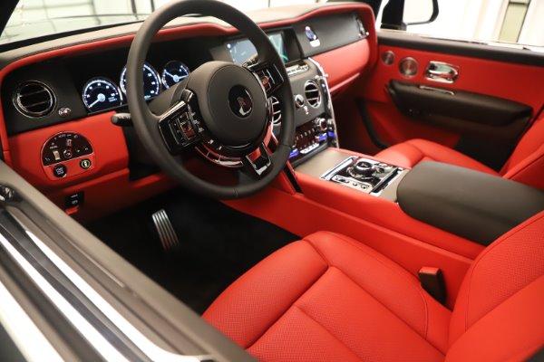 New 2020 Rolls-Royce Cullinan for sale Sold at Rolls-Royce Motor Cars Greenwich in Greenwich CT 06830 14