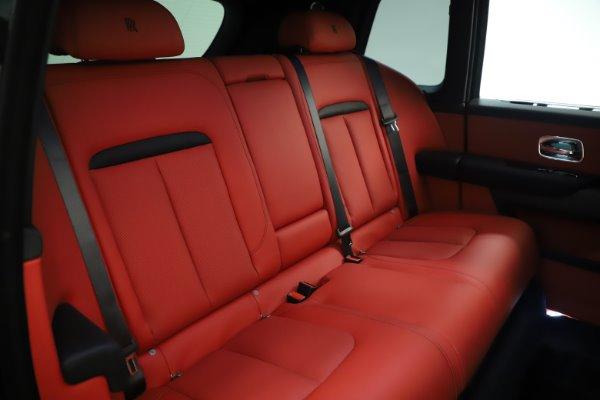New 2020 Rolls-Royce Cullinan for sale Sold at Rolls-Royce Motor Cars Greenwich in Greenwich CT 06830 16