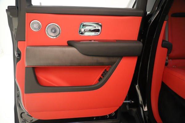 New 2020 Rolls-Royce Cullinan for sale Sold at Rolls-Royce Motor Cars Greenwich in Greenwich CT 06830 17